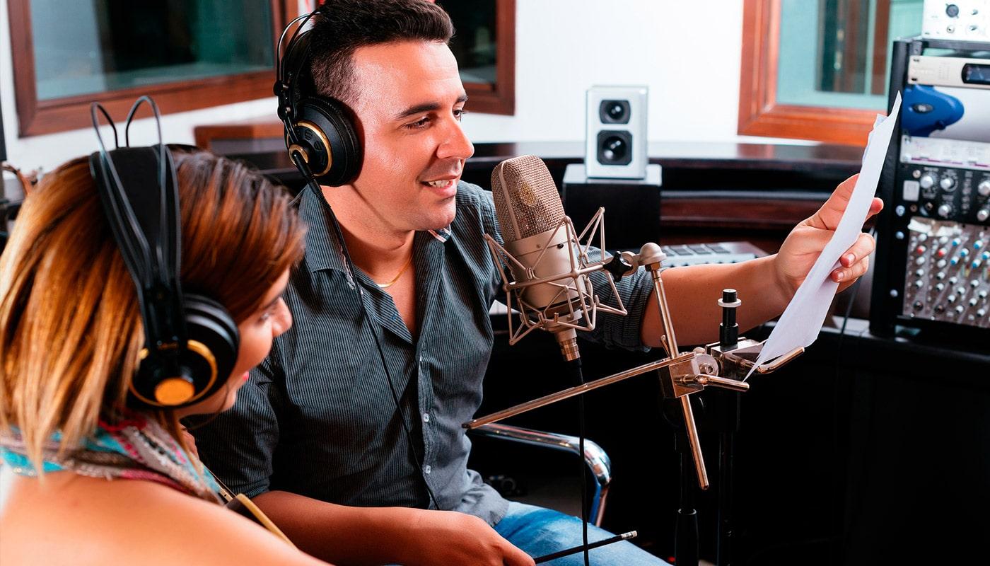 Voice Recording, Voice Recordings, voice prompt, IVR voices, messages on hold