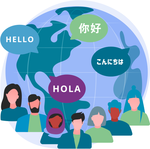 Global Voice Delivery Chain Services