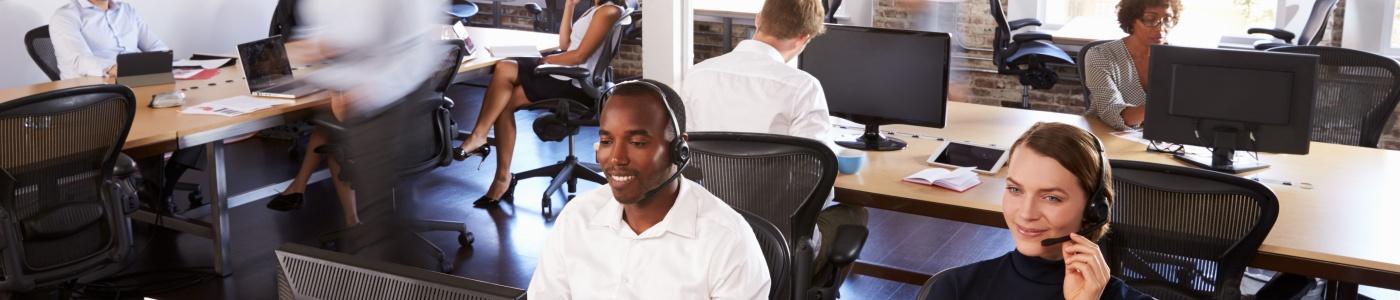 diverse call center