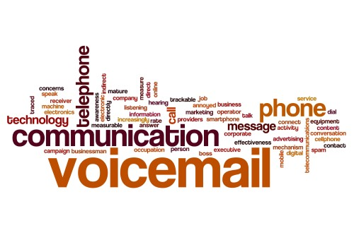 Auto Attendant Voicemail Greetings communication phone text
