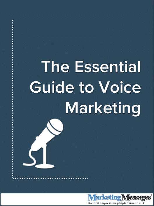 Voice Marketing Guide