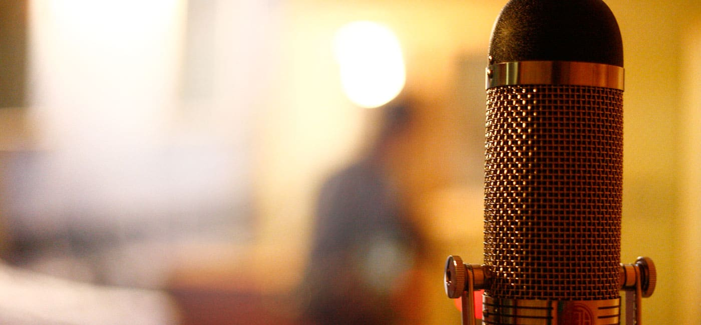Microphone, voiceover services, voice services, professional voiceover services, voice over services